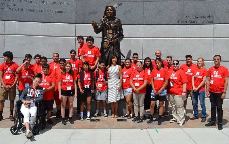 MATC hosts 2018 Native Youth Summer Academy